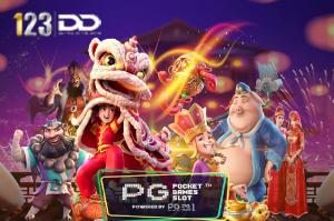 PG Slot 123DD
