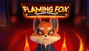 flaming fox 123DD
